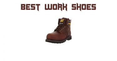 Best Work Shoes for Standing All Day