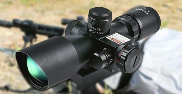 360 Tactical Hunting Pistel Scope