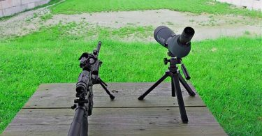 How to Use a Spotting Scope for Shooting