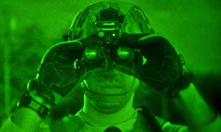 Different Types of Night Vision Goggles