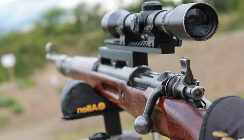 How to sight in a scope